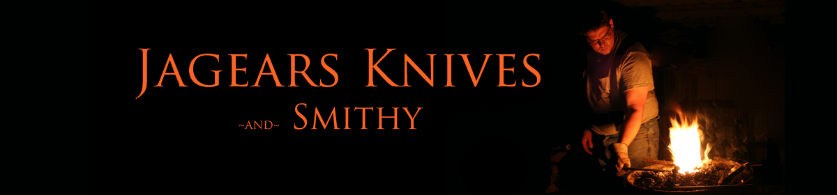Jagears Knives and Smithy